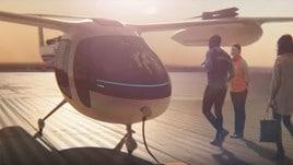 UberAir, dal 2020 si vola in città