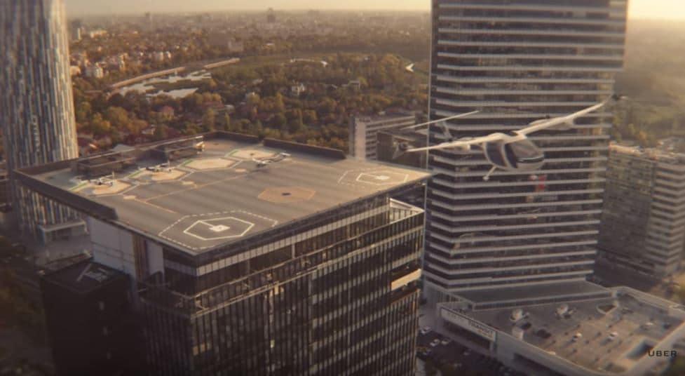 UberAir: Uber e Nasa per volare in città