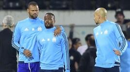 L'Uefa squalifica Evra fino a giugno 2018 e il Marsiglia lo licenzia
