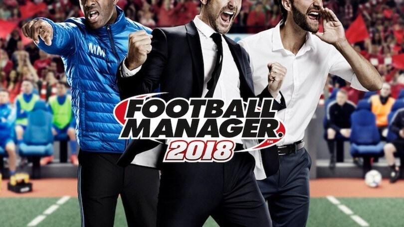 Football Manager 2018 finalmente disponibile!