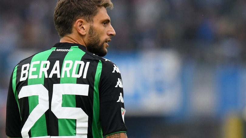 Serie A Sassuolo, missione rilancio per Berardi
