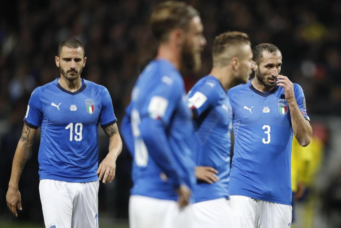 Svezia-Italia, la top 5 horror degli azzurri