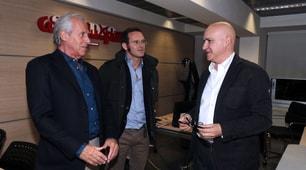 Lazio, la famiglia di Gabriele Sandri al Corriere dello Sport