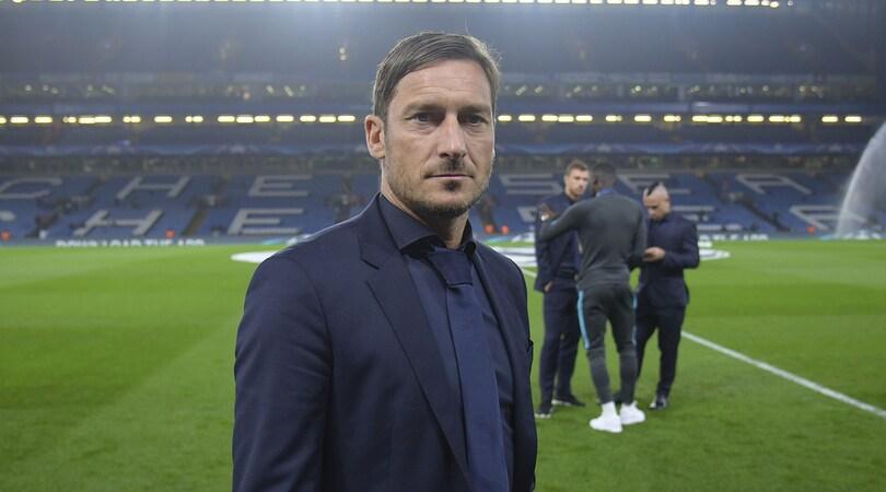 Roma, Totti: «Nessun rimpianto se non quello di aver vinto poco»