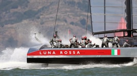 Vela, Luna Rossa a Cagliari per oltre 3 anni