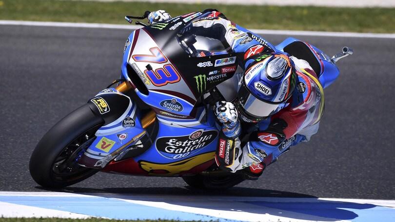 Moto2 Qatar: Marquez in pole, dietro spunta Baldassarri