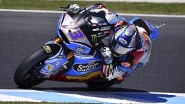 Moto2, Valencia: Alex Marquez in pole