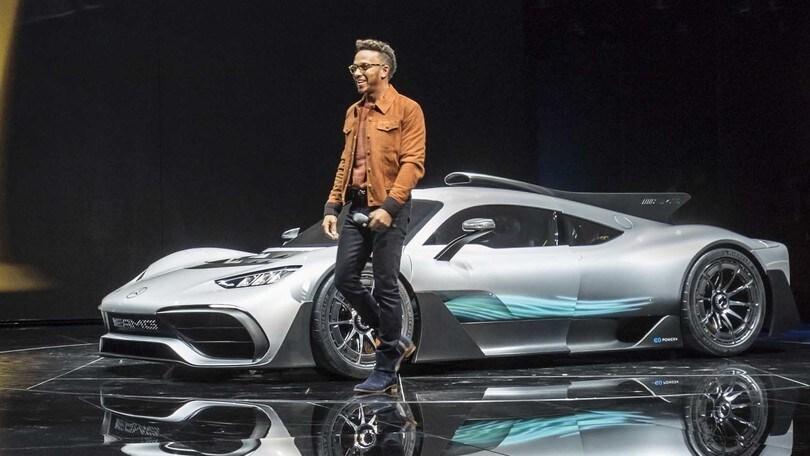 Mercedes Amg Project One, la prima stella venduta a 4,5 milioni
