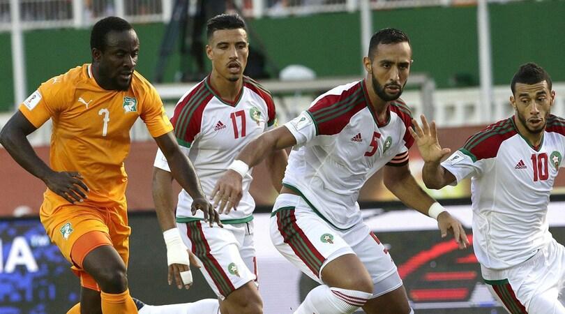 Costa d'Avorio ko, il Marocco ai Mondiali: decisivo anche Benatia