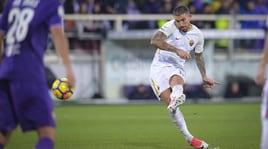 Roma, Kolarov torna prima: c'è il derby da preparare