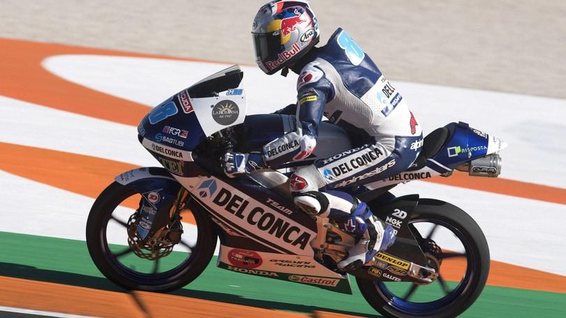 Moto3, Gp Valencia: vince Martin, quarto Fenati