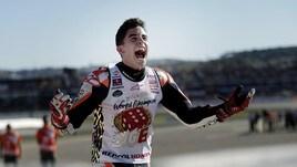 Motogp, Marquez campione: che festa a Valencia!