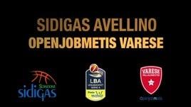 Sidigas Avellino - Openjobmetis Varese