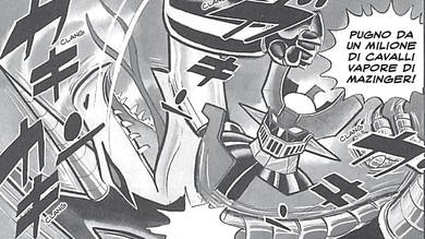 Mazinger, re dei robot