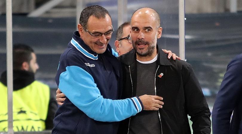 Difesa impenetrabile, solo il Manchester City meglio del Napoli