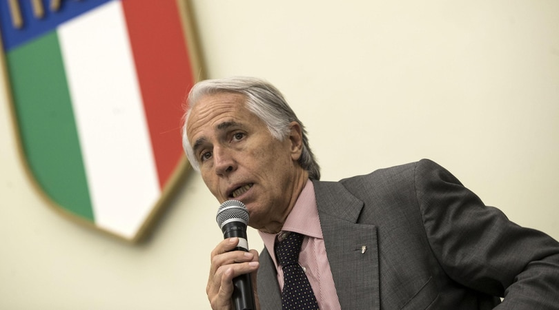 Malagò: «Se fossi Tavecchio mi dimetterei»