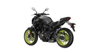 Nuova Yamaha MT-07: foto