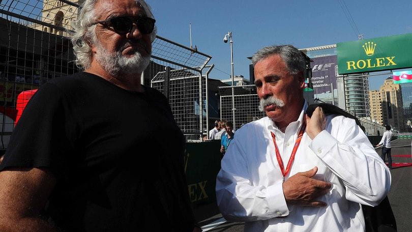 F1, Briatore: «Ferrari, se vuoi vincere prendi Verstappen»