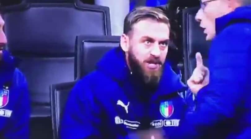 Italia, De Rossi: «Difficile pensare che è stata la mia ultima gara con la maglia azzurra»