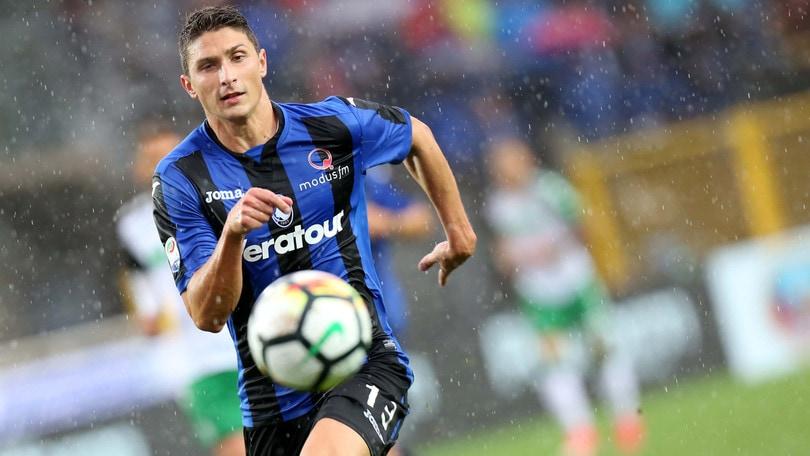Serie A Atalanta, Caldara ha il mal di schiena: Bologna a rischio