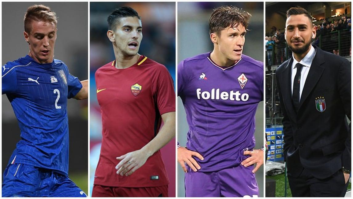 Italia, ecco quanti anni avranno i giovani di oggi ai Mondiali del 2022!