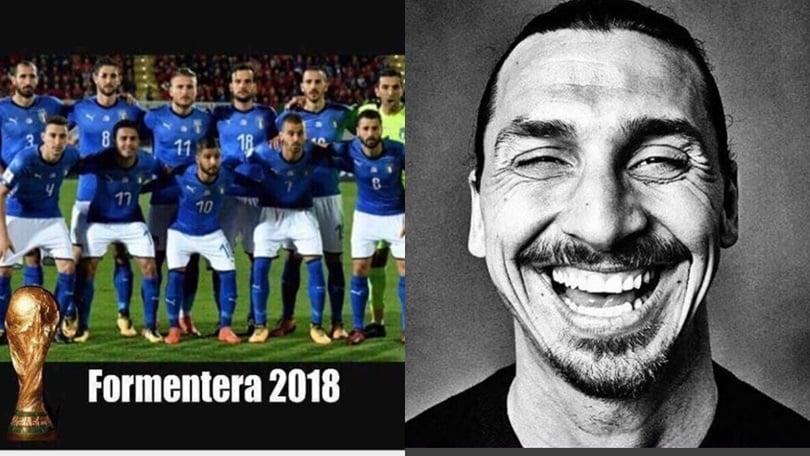 Italia senza Mondiali: il tribunale dei social condanna Ventura