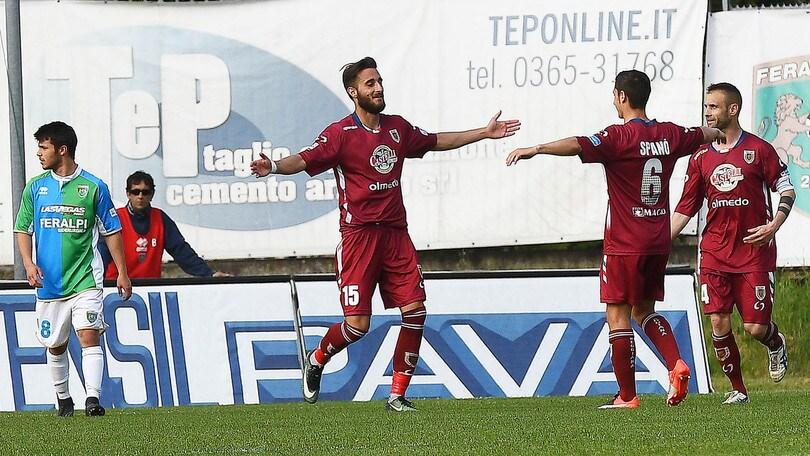 Calciomercato Reggiana, Rozzio prolunga fino al 2020