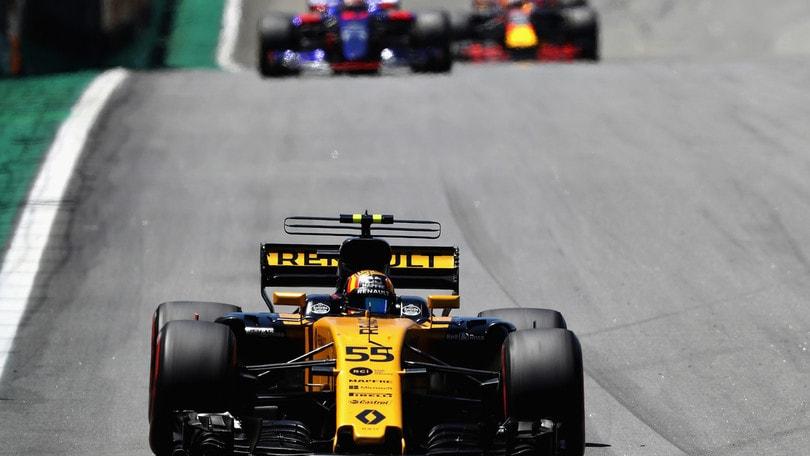 F1, ad Abu Dhabi si punta sulle ultrasoft