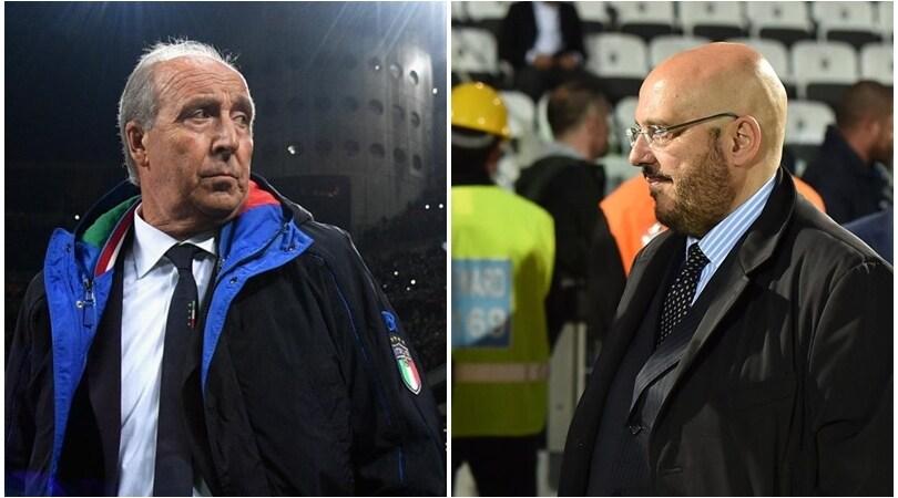 Pierpaolo Marino in tackle su Ventura:«Squallido negoziare le dimissioni»