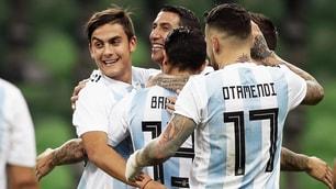 Argentina-Nigeria 2-4: niente gol per Dybala e Perotti