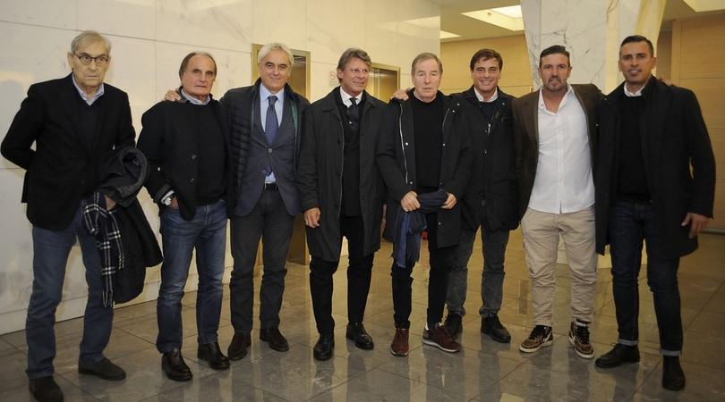 Il derby Roma-Lazio giocato al Corriere dello Sport-Stadio