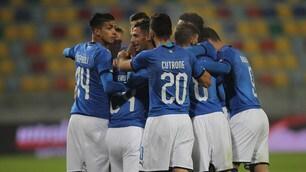 Under 21, Italia-Russia: le immagini della partita