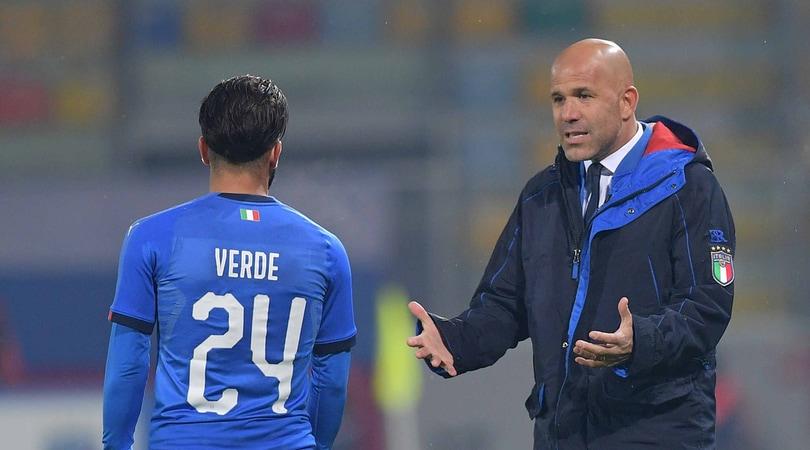 Under 21, Italia-Russia 3-2: Orsolini decisivo, Di Biagio sorride