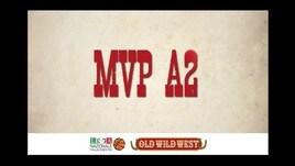 Mvp 7^ giornata Serie A2 Old Wild West - Jamal Olasewere e BJ Raymond