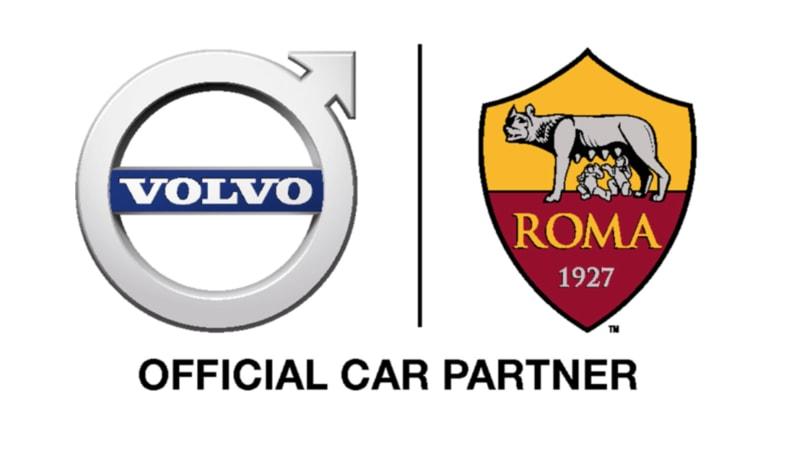Volvo e AS Roma, partnership nel segno del 1927