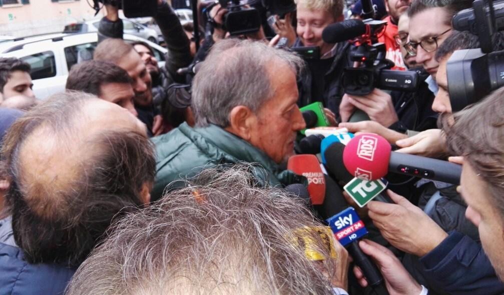 Figc, vertice concluso: Ventura esonerato, Tavecchio non si dimette