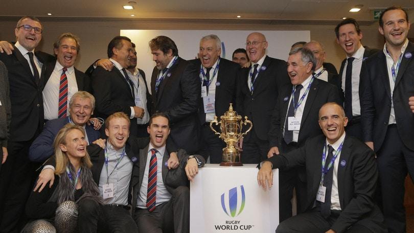 Mondiali di rugby, l'edizione del 2023 assegnata alla Francia