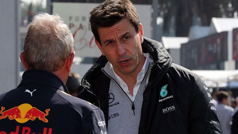 F1, Wolff: «Bottas deve essere più aggressivo»