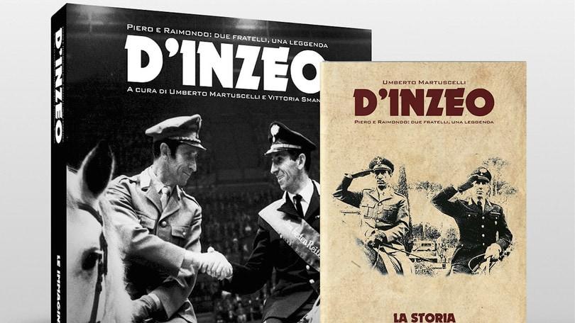 Due libri sulla leggenda D'Inzeo