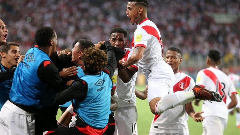 Nuova Zelanda ko, il Perù è l'ultima qualificata per il Mondiale