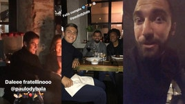 Dybala, il compleanno è in diretta su Instagram