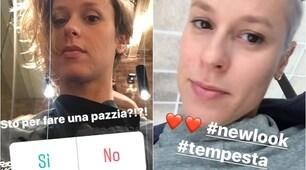 """Federica Pellegrini: ecco il look """"tempesta"""""""