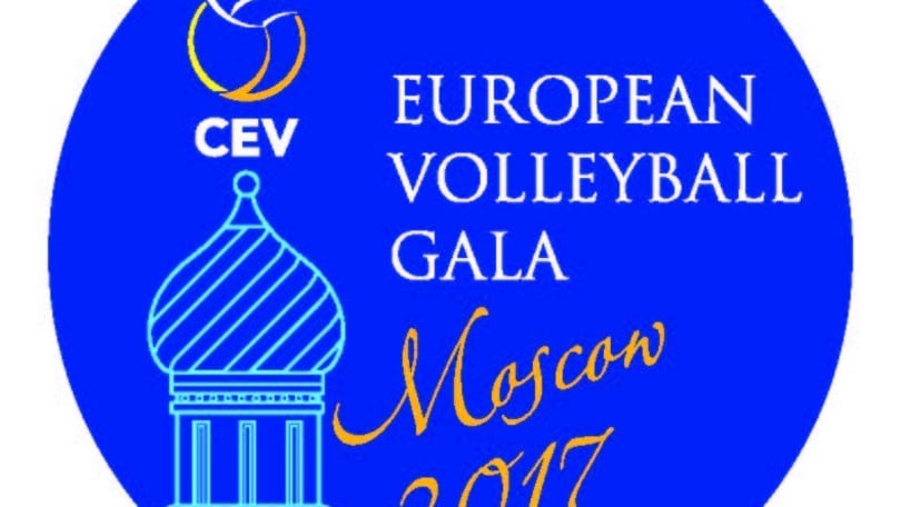 Volley: domani a Mosca l'European Volleyball Gala della CEV