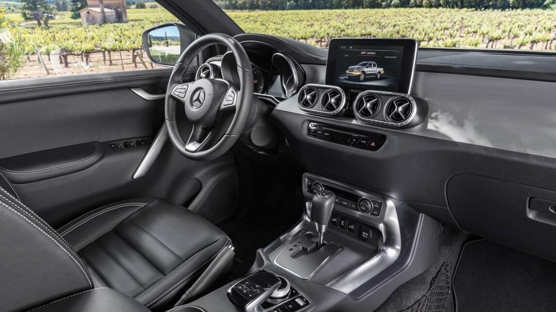 Mercedes Classe X: bello e possibile