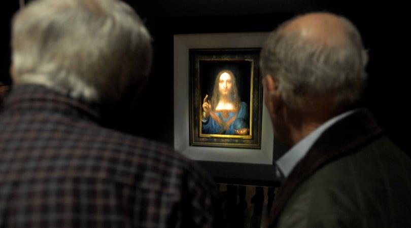 Monaco, il Leonardo Da Vinci da 382 milioni era di Rybolovlev!