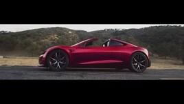 Tesla Roadster, la hypercar elettrica