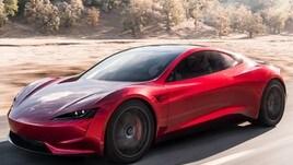 Tesla Roadster 2020, numeri da hypercar