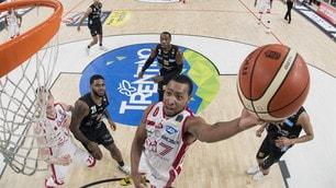 Basket Serie A, tegola per Milano: Goudelock out sei settimane