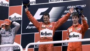 F1, asta record per la Ferrari di Schumi: 6,4 milioni!