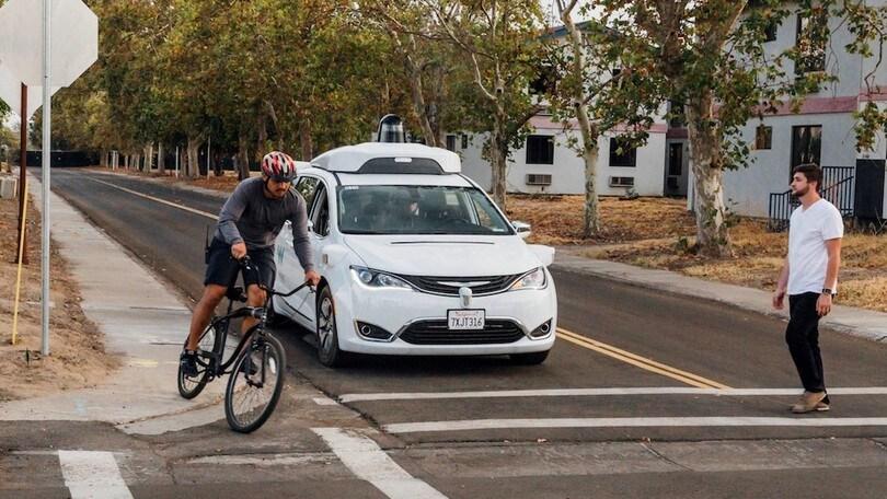 Google brevetta gli airbag esterni per le sue auto